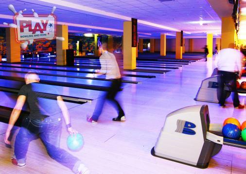PLAY Bowling Weihnachtsfeiern