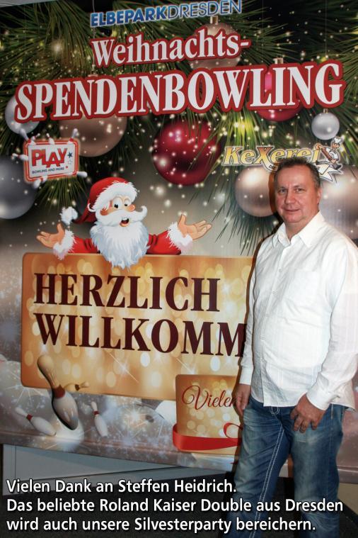 Roland Kaiser Double Steffen Heidrich