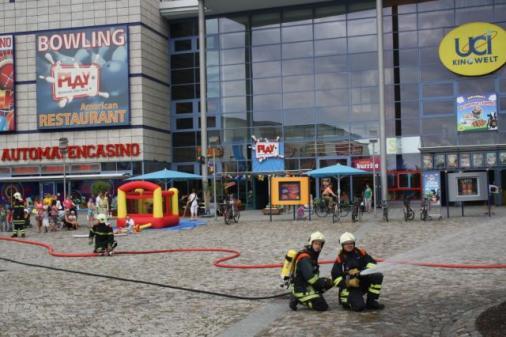 Feuerwehr Dresden Gorbitz