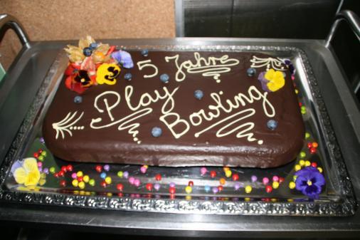 Mmh Lecker für unsere Gäste gab es einen Geburtstagskuchen Gratis.