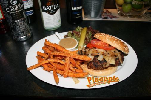 Lottes Special Burger