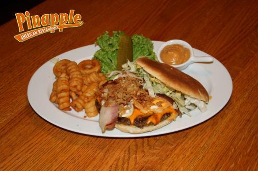 Schuffi´s Special Burger