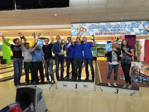 Elbepark Bowlingcup 2016 Play Bowling More