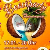 Beachparty 17.1.2015